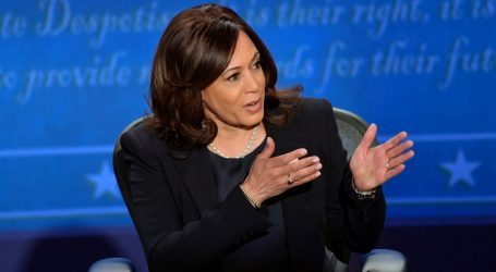 """""""They're Coming for You"""": Kamala Harris Slams Trump and Pence on Preexisting Conditions"""