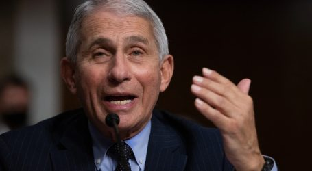 """Dr. Fauci Confirms It: The White House Celebration of Amy Coney Barrett Was a """"Superspreader Event"""""""