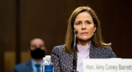 """Conservatives Say They Want to """"Protect"""" Women. Amy Coney Barrett Is their Perfect Messenger."""