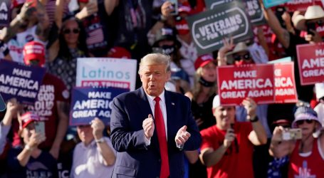 COVID Case Counts Are Climbing. Trump Continues Holding Rallies.