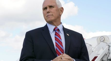 Several People in Vice President Mike Pence's World Now Have Covid-19