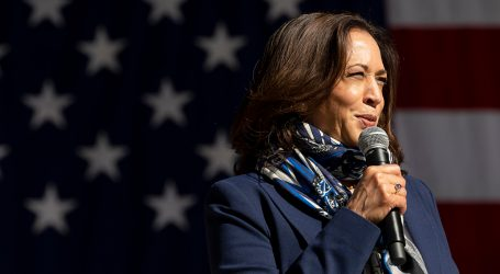 Why Kamala Harris Is Visiting a Part of Texas Candidates Often Ignore