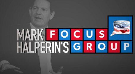 Disgraced Pundit Mark Halperin Resurfaces on Super-Trumpy Newsmax TV