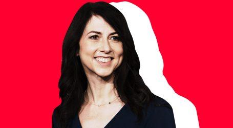 Giving Away Billions of Dollars Is Hard Work—Just Ask MacKenzie Scott
