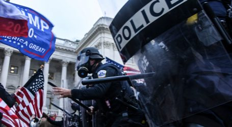 How Police Unions Responded to the Assault on the Capitol