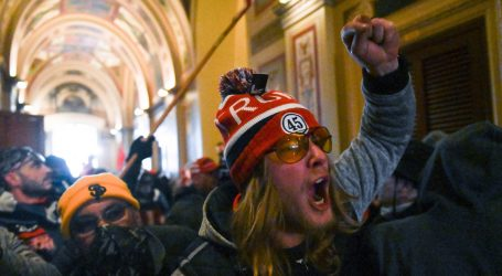 It's a Bad Day for MAGA Rioters Who Filmed Themselves Storming the Capitol