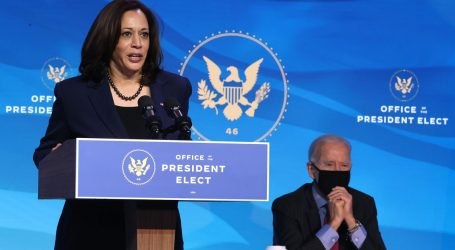 Kamala Harris Previewed Joe Biden's Next Moves on Immigration—and Advocates Paid Close Attention