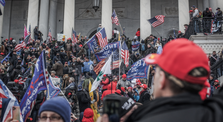 A List of the Lawmakers Who Joined Pro-Trump Crowds on the Day of the Capitol Riot