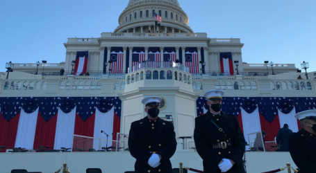 Live Blog: Biden to Take Office Amid Unprecedented Challenges