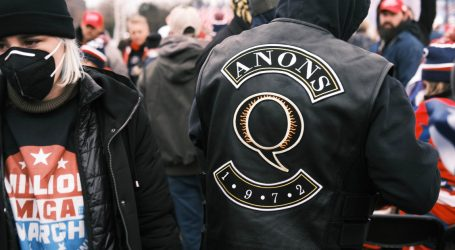 QAnon Never Made Sense—and It Will Easily Make Sense of President Biden