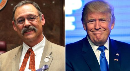 Report: Trump Campaign Paid an Arizona Lawmaker Amidst Efforts to Overturn State Election Results