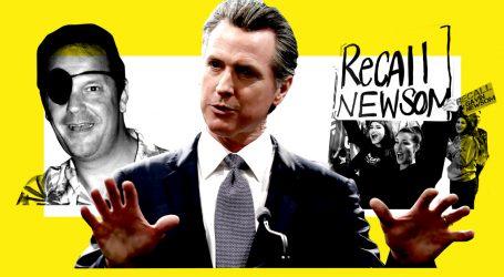 "This ""Superhero Pirate"" Radio Host Is Gavin Newsom's Strangest—and Most Dangerous—Threat"