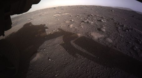 Catch the First Sounds Ever Recorded on the Surface of Mars