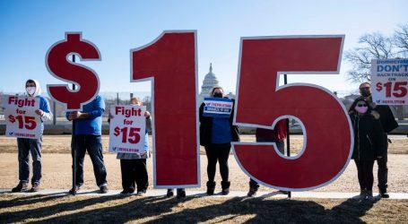 Senate Parliamentarian Kills the Dream of a $15 Minimum Wage—for the Moment