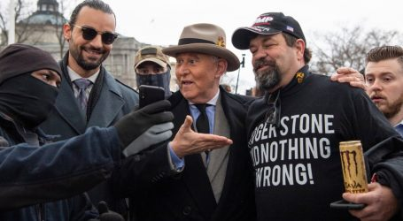 Roger Stone's Latest Mess: His Oath Keeper Bodyguards Arrested in Capitol Attack