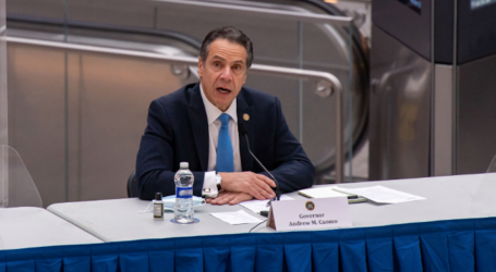 The Walls Are Closing In On Cuomo, Fast