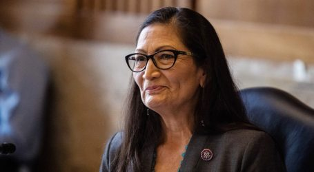 The Senate Confirms Deb Haaland to Be the First Native American Cabinet Secretary in US History
