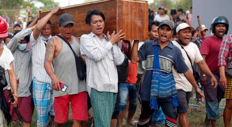 A Deadly Day in Myanmar's Bloody Coup