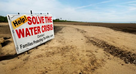 Drought-Plagued California Orders Nestlé to Stop Hogging Water