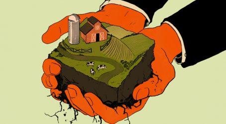 Bill and Melinda Gates' Empire of Dirt
