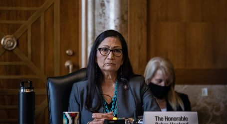 Here's How Deb Haaland Wants to Address the Crisis of Violence Against Indigenous Women