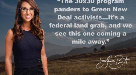 Republicans Declare War on Biden's Nonexistent Plan to Grab Farmland