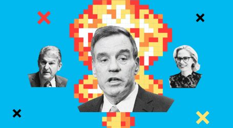 The Progressive Agenda Is Being Thwarted by Manchin, Sinema…and Mark Warner?