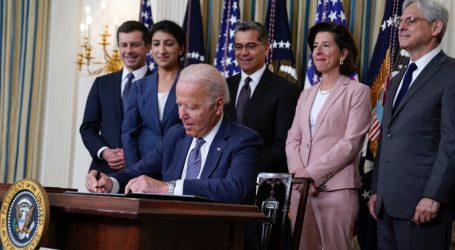Here's How Biden's New Executive Order Could Shake Up Big Ag