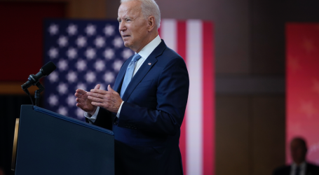 Biden Gave His Most Impassioned Speech on Voting Rights Yet. But He Failed to Even Mention the Filibuster.