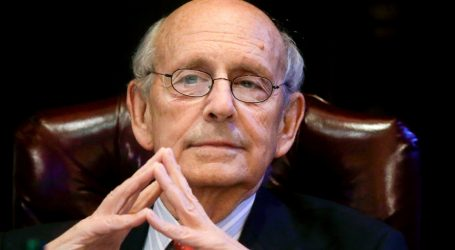"""Justice Breyer: """"I Don't Intend to Die on the Court"""""""