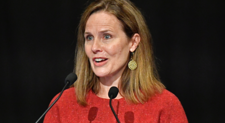 Amy Coney Barrett and Mitch McConnell Want You to Believe the Unbelievable