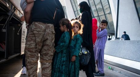 The Heartbreaking Work of Resettling Afghan Refugees When You've Been an Afghan Refugee
