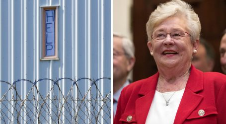 Alabama Will Spend Nearly 20 Percent of its Federal COVID Relief Money to Build Human Cages